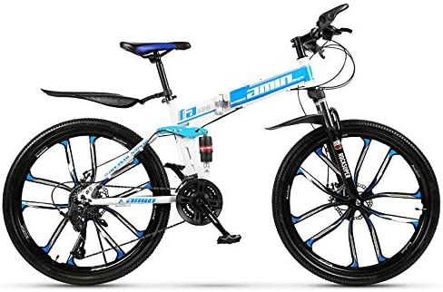 Bicicleta de montaña plegable Bicicleta de carreras plegable ...