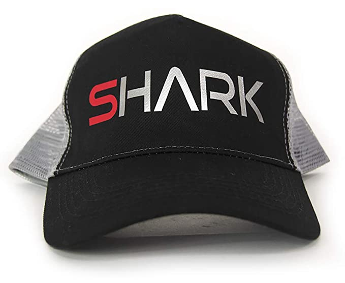 Gorra Shark SH7010 (Negra/Blanca): Amazon.es: Ropa y accesorios