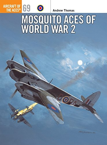 Download Mosquito Aces of World War 2 (Aircraft of the Aces) pdf