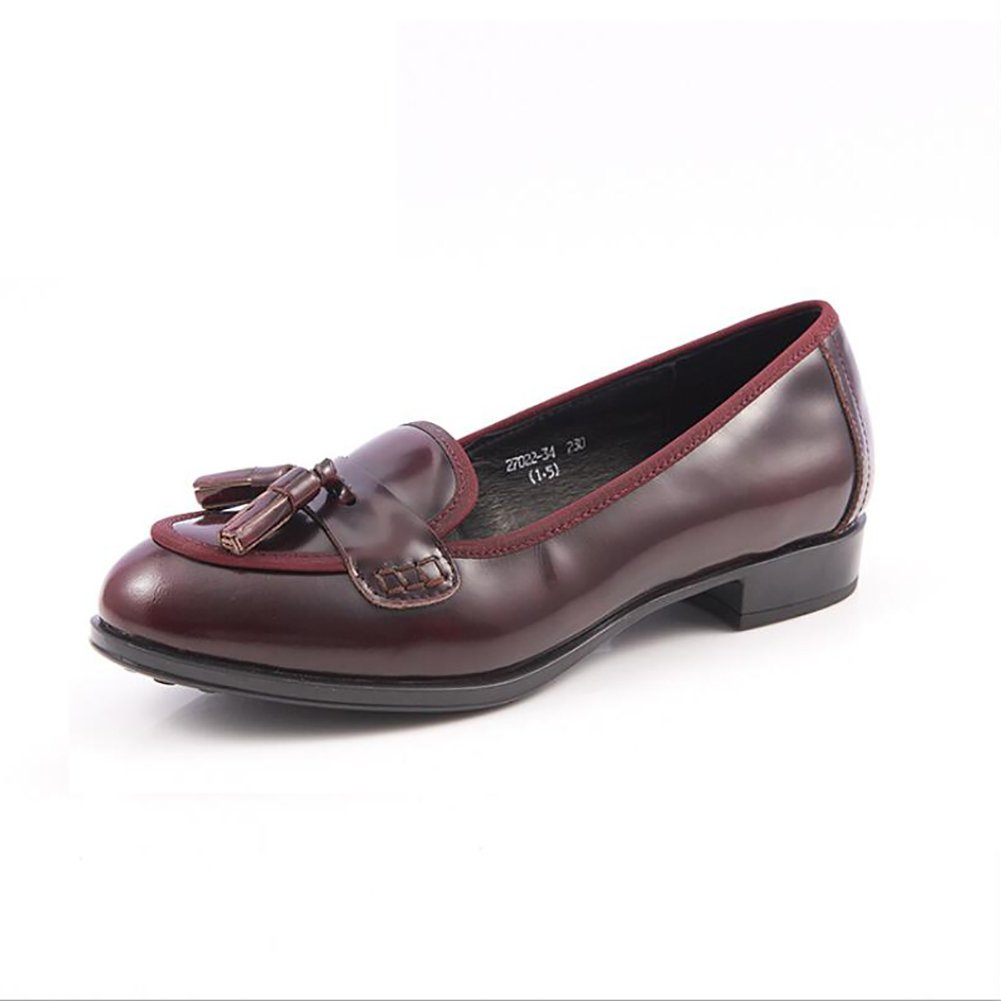Color : B, Size : 37 XUEXUE Womens Shoes Leather Spring Summer Loafers /& Slip-Ons Driving Shoes Sneakers Comfort Walking Shoes Athletic Breathable Casual Outdoor Formal Business Work
