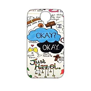 The Fault in Our Stars Okay? Okay Printed 3D Phone Case for Samsung Galaxy S4