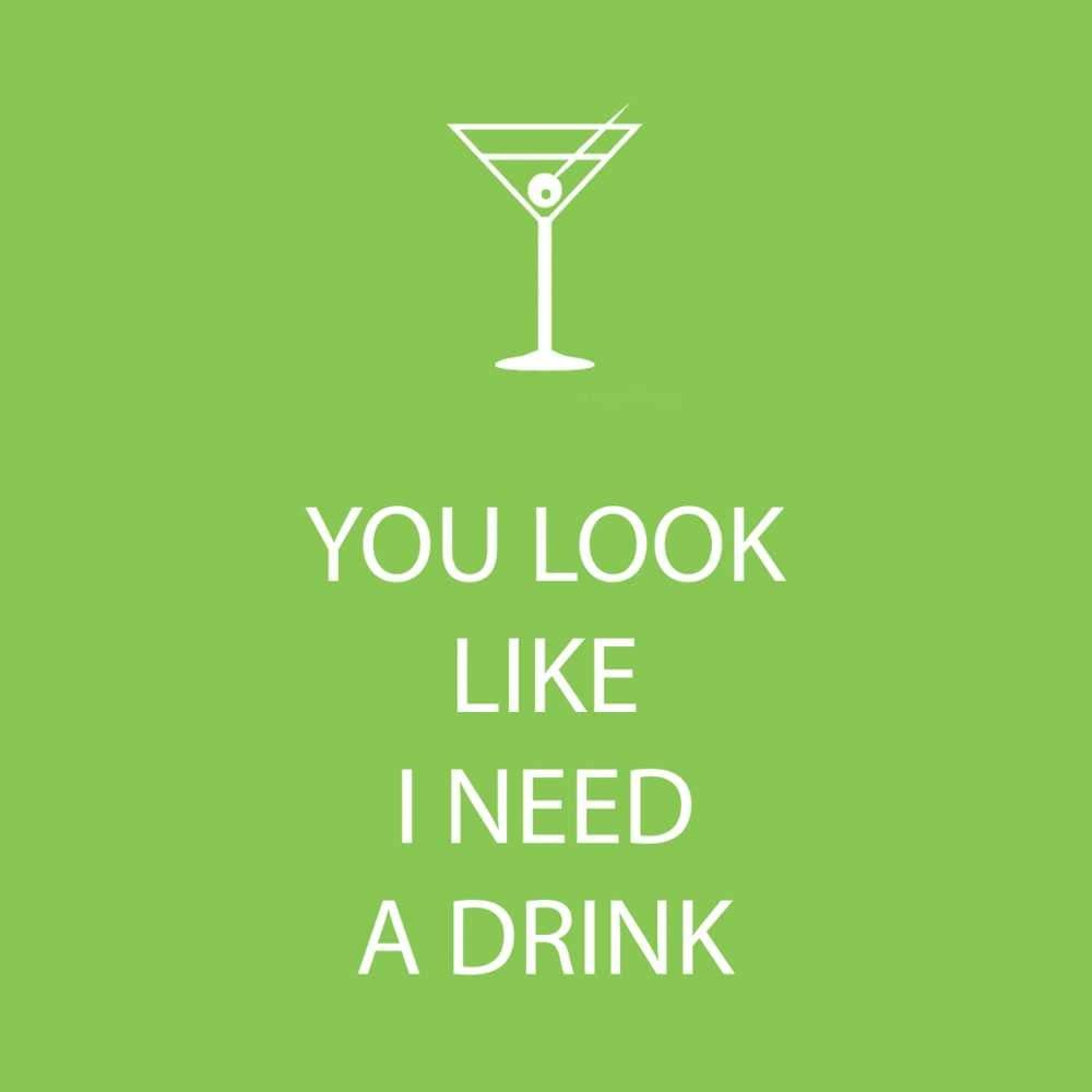 Paperproducts Design Decorative Beverage Paper Napkins – Tabletop Disposable Kitchen Cocktail Napkin – For Lunch, Dinner, Birthdays, Parties, Celebrations, Holidays – Set of 20, You Look. Design