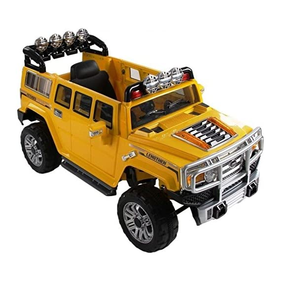 Hummer Electric Battery Operated Ride On Car for Kids ...