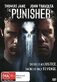 The Punisher | Thomas Jane, John Travolta | NON-USA Format | PAL | Region 4 Import - Australia