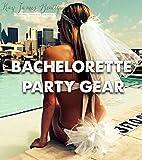 Bachelorette Party Set: Boho Headband and Bachelorette Veil and Booty Veil Set