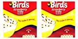 Bird's Trifle Mix Strawberry 141g - Pack of 2