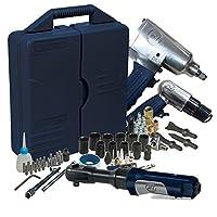 Juego de herramientas neumáticas Campbell Hausfeld de 62 piezas (TL106901AV) - Descatalogado por el fabricante