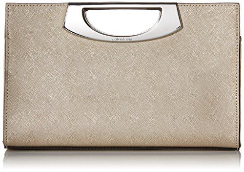 Calvin Klein Key Item Pebble Crossbody by Calvin Klein