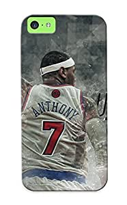 DgSwpM-3783-HumwM Sports Nba Carmelo Anthony New York Basketball 7 Knicks Fashion Tpu Case Cover For Iphone 5c, Series