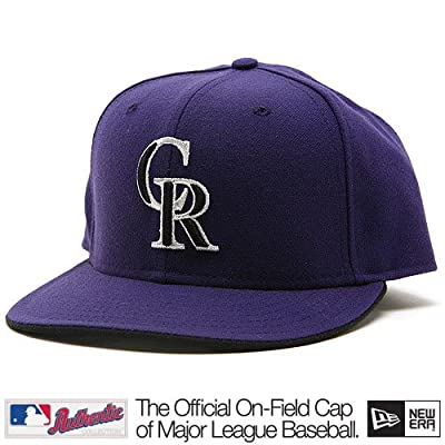New Era 59Fifty MLB Colorado Rockies Alternate 2 On Field Fitted Hat