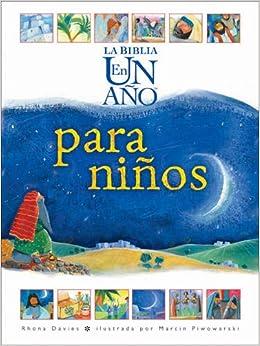 La Biblia En Un Ano Para Ninos: Amazon.es: Davies, Rhona, Anno ...