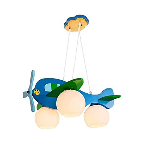Ell ellie chandelier creative swing light aereo aeroplano dei