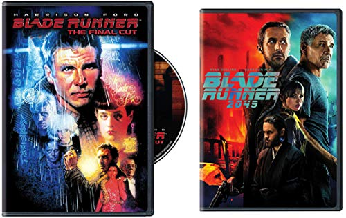 (All The Final Blades- Sci-Fi Classic Collection: Blade Runner The Final Cut &Blade Runner 2049 Double Feature 2-Movie DVD)