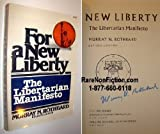 For a New Liberty, Murray Newton Rothbard, 0020746903