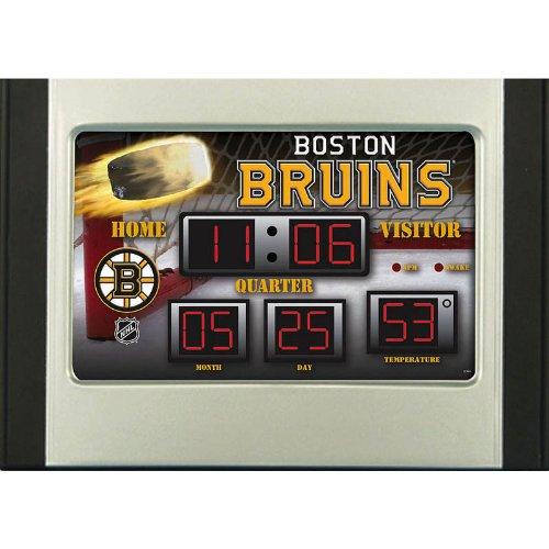 Boston Bruins Desk Clock Bruins Desk Clock Bruins Desk