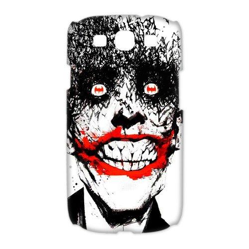 Artsalong Joker Durable Case Cover fits for Samsung Galaxy S3 I9300/I9308/I939 (3D) (Deluxe Teen Jason Costume)