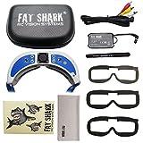Fat Shark Dominator V3 Headset FPV Video Goggles