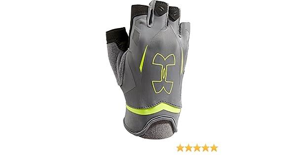 Under Armour Sportswear Handschuhe UA Flux, Mitón para Hombre, Gris, L: Amazon.es: Deportes y aire libre