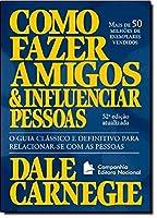 Dale Carnegie (Autor)(490)Comprar novo: R$ 59,90R$ 33,6032 usados ou novosa partir deR$ 25,00