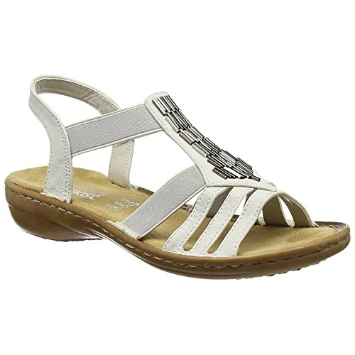 Rieker Womens Sandals ice Size 40 M EU for sale  Delivered anywhere in USA