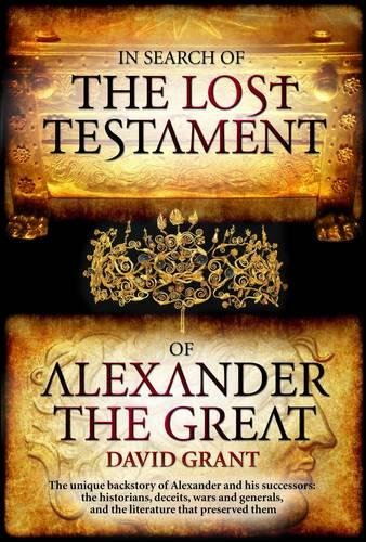In Search of the Lost Testament of Alexander the Great pdf
