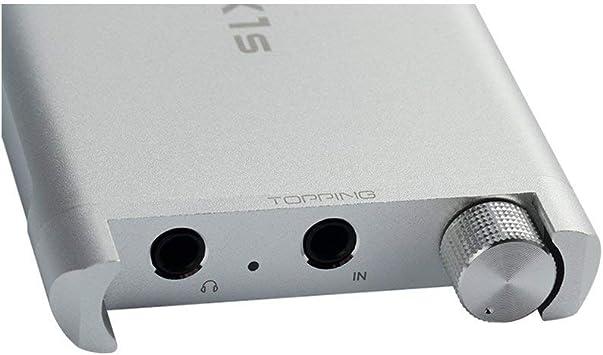 Negro Topping NX1s Amplificador port/átil de Auriculares