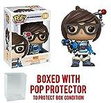 Funko Pop! Games: Overwatch - Mei Vinyl Figure (Bundled with Pop BOX PROTECTOR CASE)