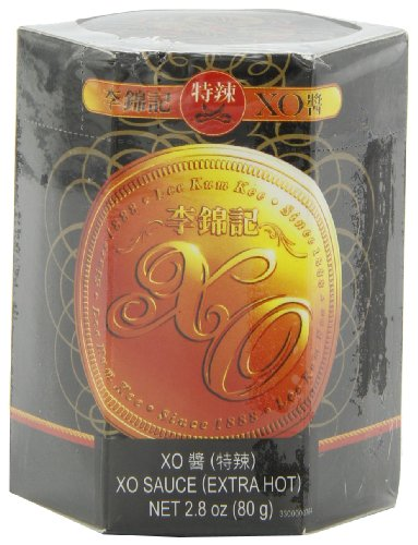 Lee Kum Kee XO Sauce, Extra Hot, 2.8-Ounce
