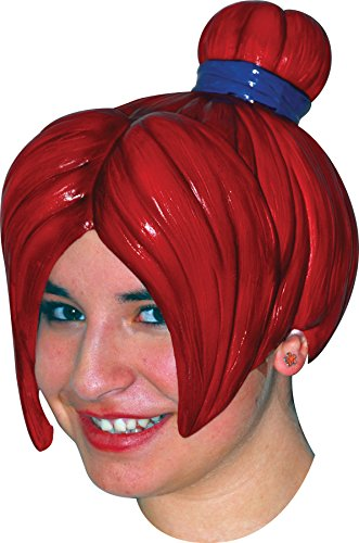 (Wig Anime 4 Latex Red)