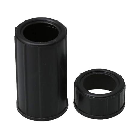 BQLZR - Juego de 2 fundas protectoras para instrumentos musicales, color negro