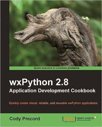 wxPython 2.8