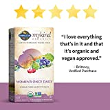 Garden of Life Multivitamin for Women mykind