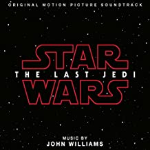 'Star War: THe Last Jedi' soundtrack
