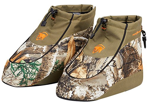 Arctic Shield Camo - Absolute Arctic Shield Boot Insulators - Realtree Edge - XL (Size 12-13)