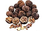 BlueApe LLC Missouri Harvest 2017 Fresh Whole Black Walnuts 3 Pounds In Shell Organic Perfect Squirrel Food - Black Walnut Tree Seeds - Juglans Nigra BlueApe LLC