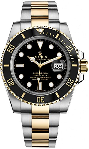 Rolex Oyster Perpetual Submariner Date (Large Image)