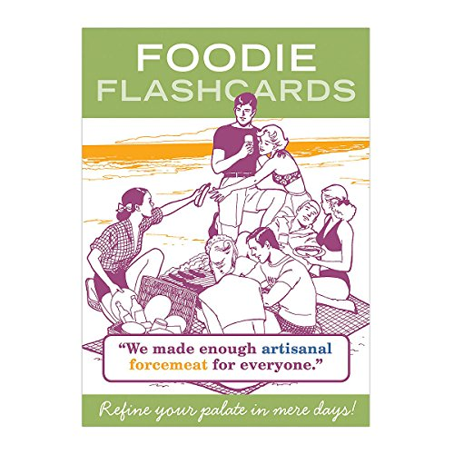 Flashcards: Foodie (Cards New Flash Deck)