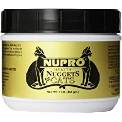 Nupro Healthy Nuggets for Cats, 1-Pound