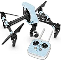 Skin For DJI Inspire 1 Quadcopter Drone – Coffee Understands Me   MightySkins Protective, Durable, and Unique Vinyl Decal wrap cover   Easy To Apply, Remove, and Change Styles   Made in the USA
