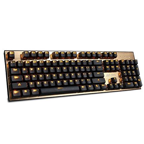 JAR-OWL J2 Mechanical Gaming Keyboard