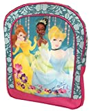 Disney Princess 12' Backpack 3D Hologram Tiana Cinderella
