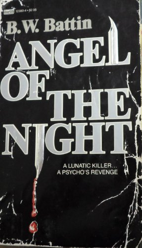 book cover of Angel of the Night