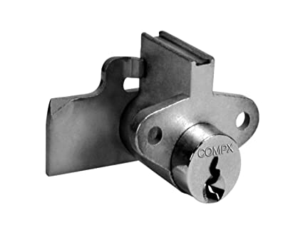 CompX National C9300 Mailbox Lock for Non-USPS Delivered Sites