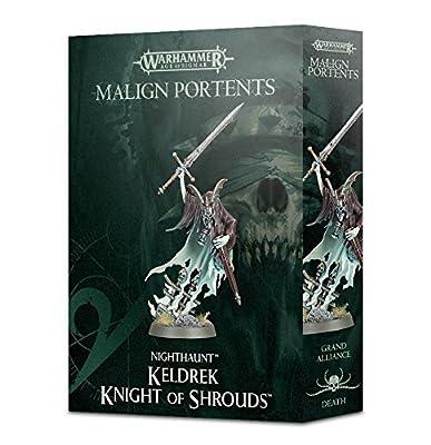 Nighthaunt Keldrek Knight of Shrouds Malign Portents Warhammer Age of Sigmar from Games Workshop