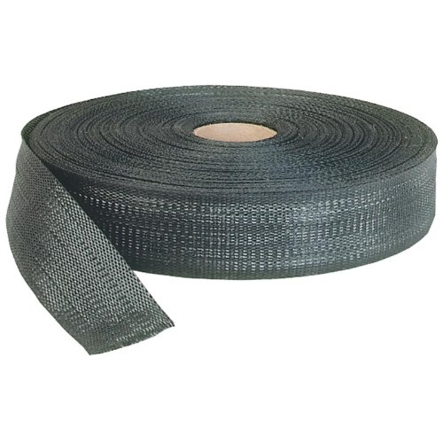 Batten Tape/Fence Strapping - 2W x 300'L Black