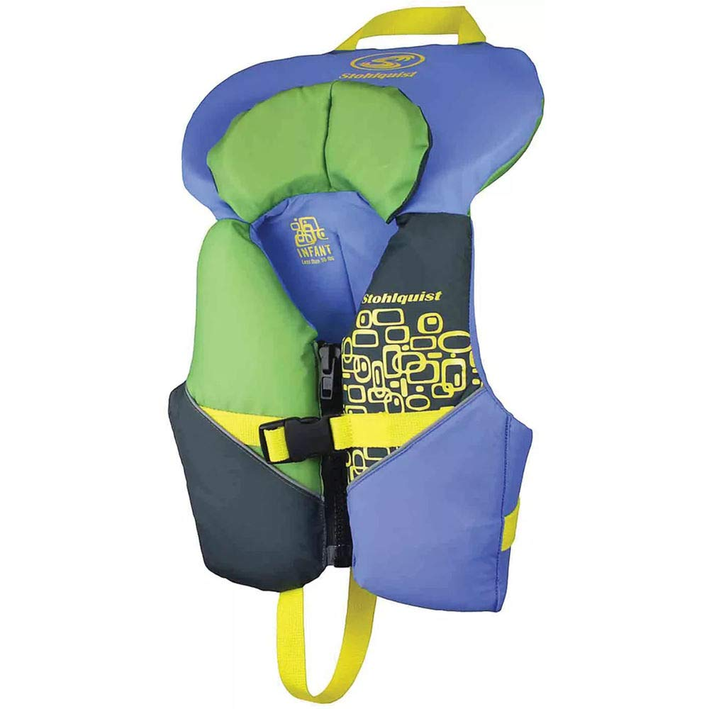 Stohlquist Nemo Lifejacket Green