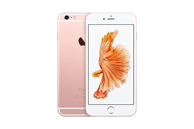 Amazon.com: Apple iPhone 6S PLUS 16GB (Rose Gold) Factory Unlocked
