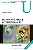 Les organisations internationales - 2e éd