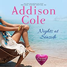 Nights at Seaside Audiobook by Addison Cole Narrated by Melissa Moran