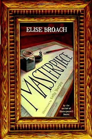 book cover of Masterpiece
